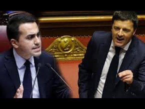 Di Maio sfida Renzi al duello tvEx premier accetta: «Si fa martedì»