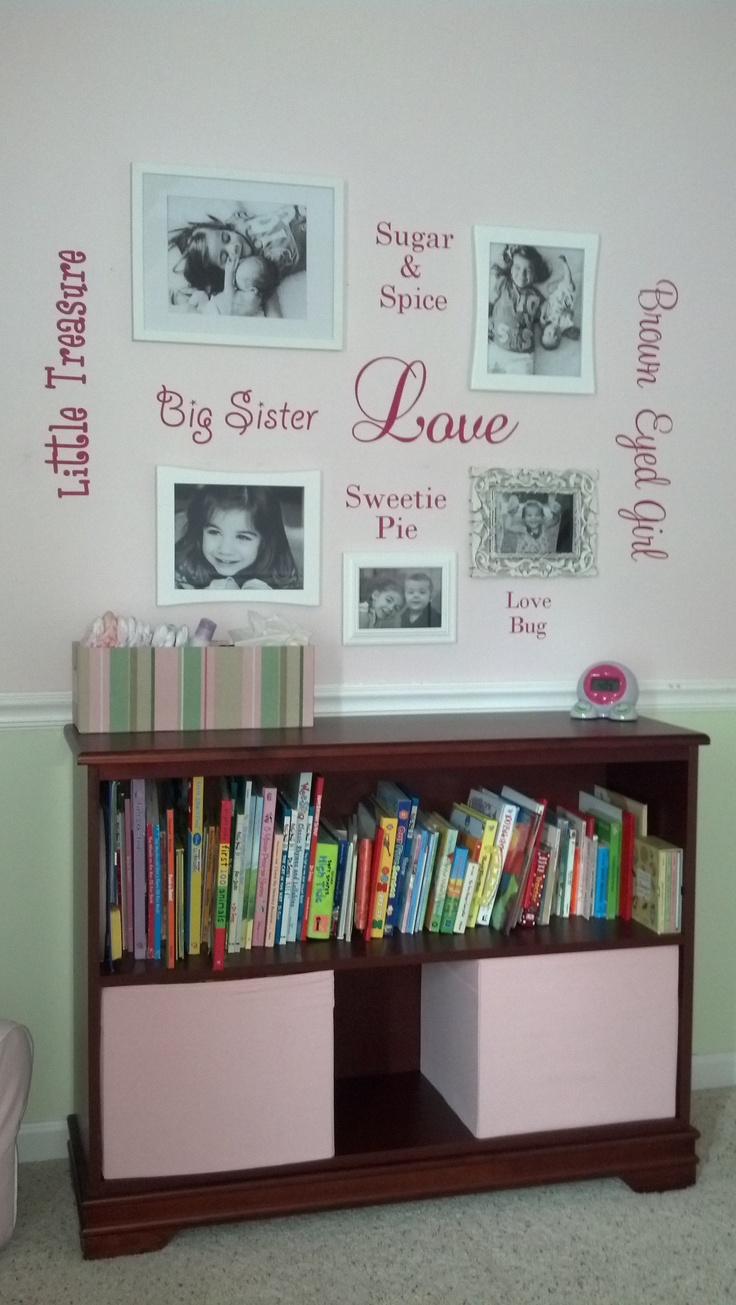 Wall Art for little girls room