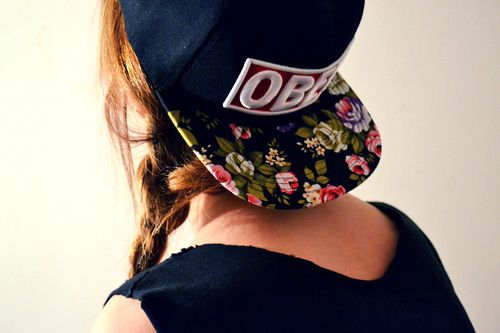 I love these snapbacks from obey...tho I don't have one ...