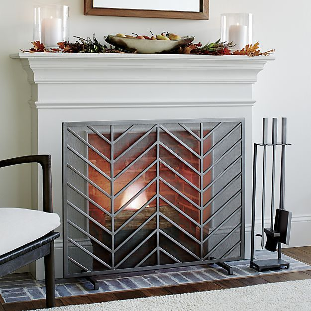 Best 25+ Contemporary fireplace tools ideas on Pinterest | Wood ...