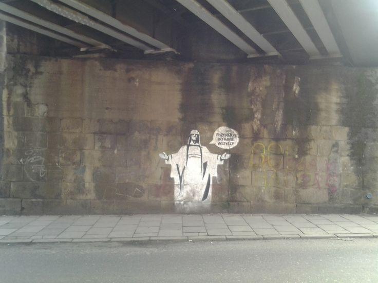 Jesus Art #streetart