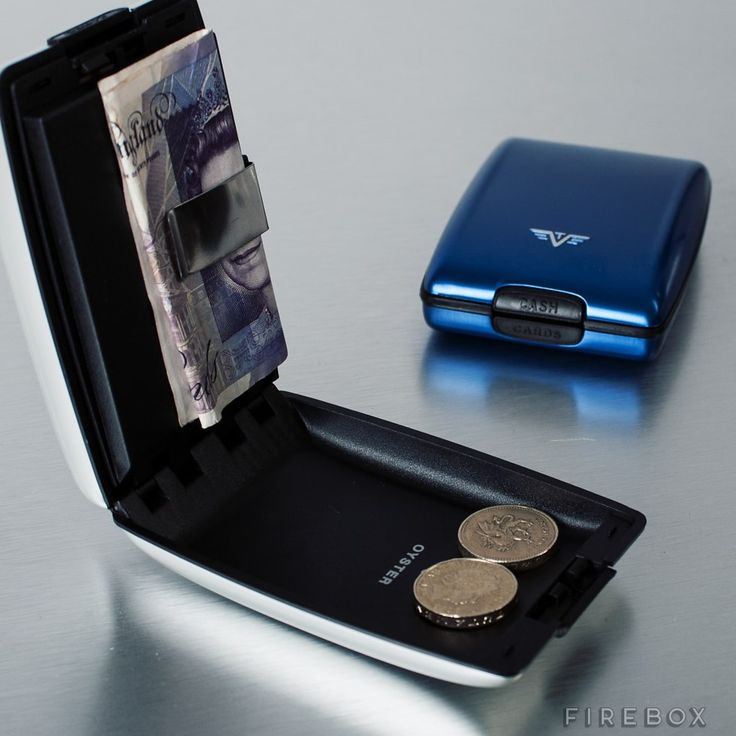 Socially Conveyed via WeLikedThis.co.uk - The UK's Finest Products -   TRU VIRTU WALLET OYSTER SERIES http://welikedthis.co.uk/?p=492