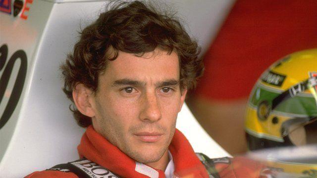 Formula 1's greatest drivers. Number 1: Ayrton Senna
