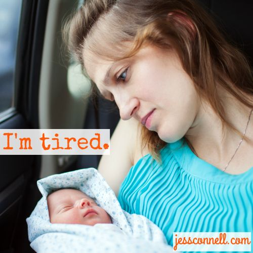 "Recently, on an older post about exhaustion, I received this comment: ""I don't want to offend anyone but why do people keep having more kids if they are already exhausted with 1 or 2..."