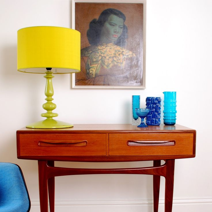 Vintage Furniture - G Plan Console Table- SOLD. — zanders and sons