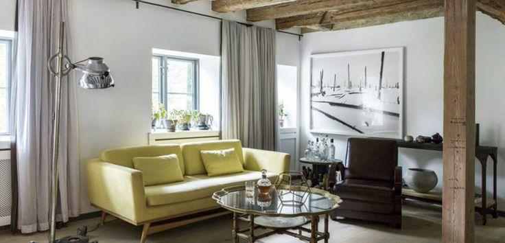 El estilo rústico urbano en la decoración de la casa - http://www.decoora.com/estilo-rustico-urbano-la-decoracion-la-casa/
