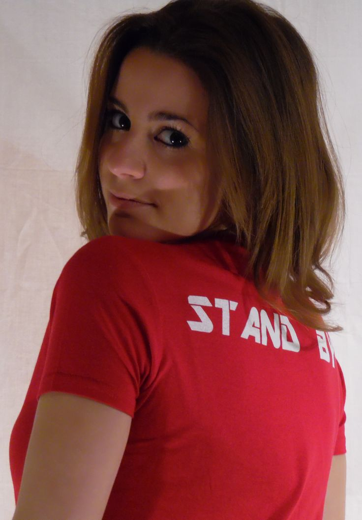 stand by red