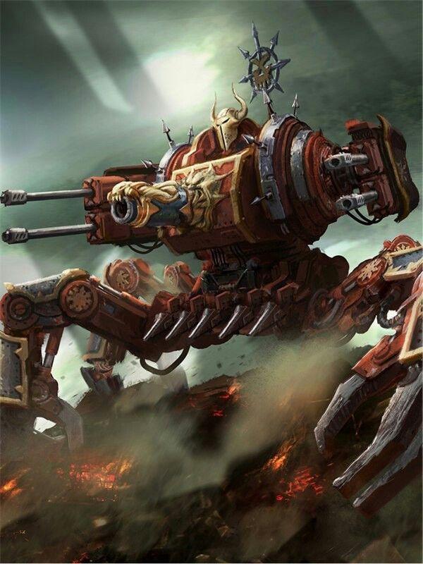 Warhammer 40k Chaos