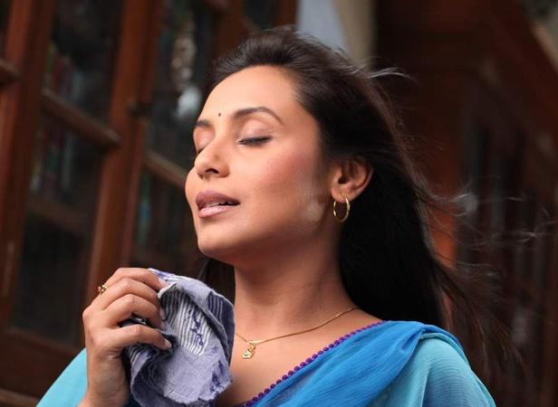 Still from Rani Mukherji's latest movie Aiyya