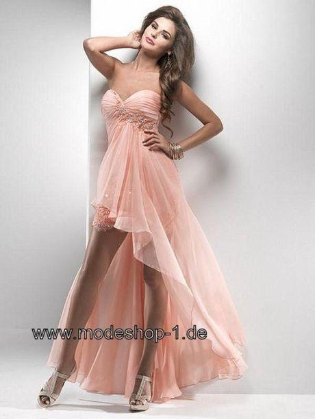 vorne kurz hinten lang kleider vokuhila kleid abendkleid kleid mit