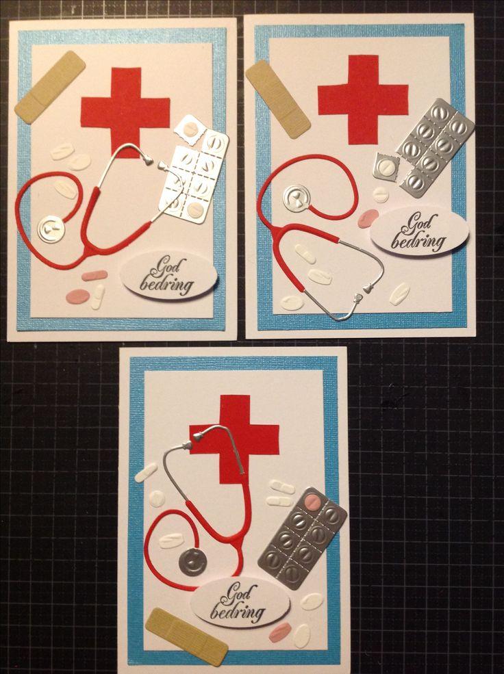 Открытки медсестре своими руками