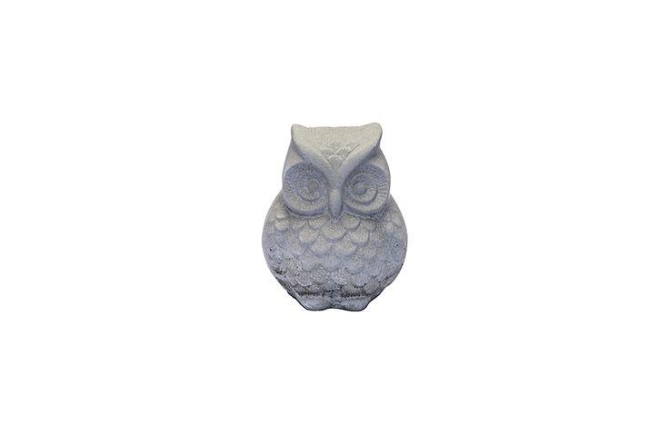 Figurka LITTLE OWL z betonu