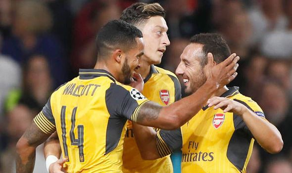 Arsenal Player Ratings: Sanchez off target but Walcott stars again in win over FC Basle   via Arsenal FC - Latest news gossip and videos http://ift.tt/2dt6ELi  Arsenal FC - Latest news gossip and videos IFTTT
