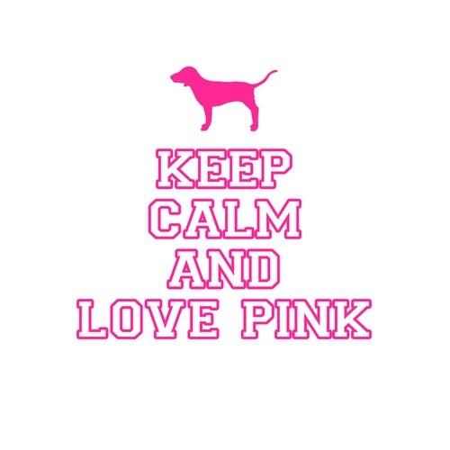 Victoria's secret! Keep calm