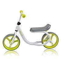 First Run BABY VIVO Laufrad | Kinderlaufrad 12 Zoll Lauflernrad Balance Bike Lauffahrrad Lernlaufrad Kinderfahrrad Roller mit Sitz Kinderrad Lernrad | Spielsachen & Kinderspielzeug ab 2 Jahren in Grün - verschiedene Farben verfügbar