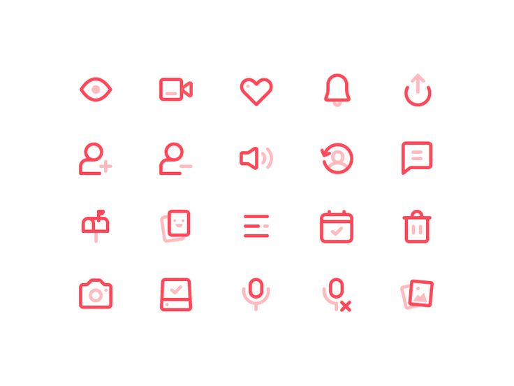 Dmitri Litvinov / App Icons #app #icons #ui
