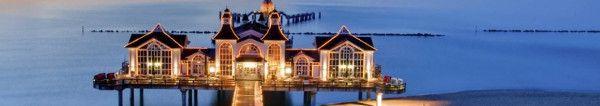 Hanseatic Wellness Oase  Mondänes 4 Sterne Hotel auf Rügen für 79 EUR (zu zweit mit Frühstück) #urlaub #reisen