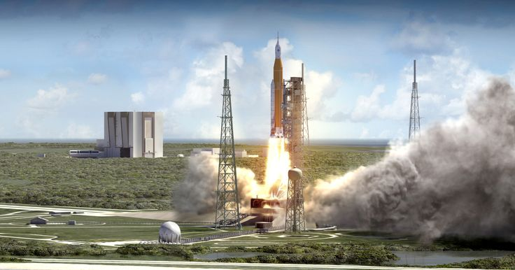 NASA's Space Launch System Passes Critical Design Review, Drops Saturn V Color Motif