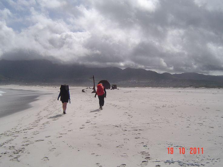 Day 3. Noordhoek beach