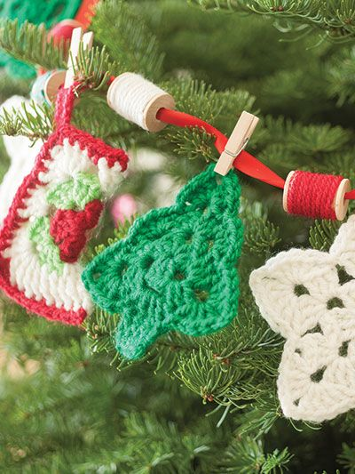 174 best Christmas and Winter Crochet Patterns images on Pinterest