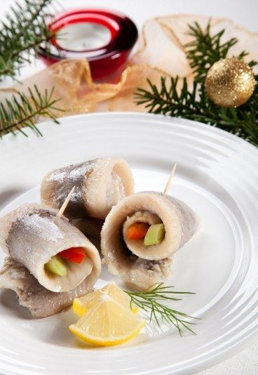 Śledzie - Święta w wersji light: lżejsze odpowiedniki tradycyjnych potraw