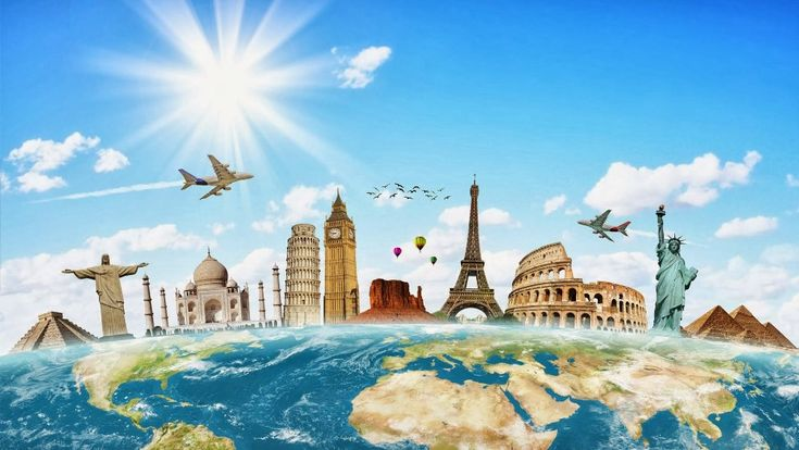 Путешествия за границей, все о странах, туризм ...