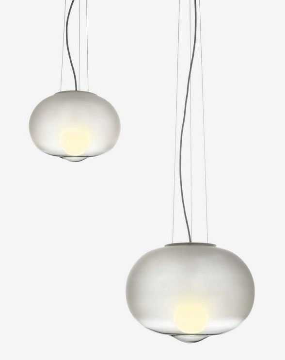 Hazy Day - The new LAMP designed by Uli Budde for Marset