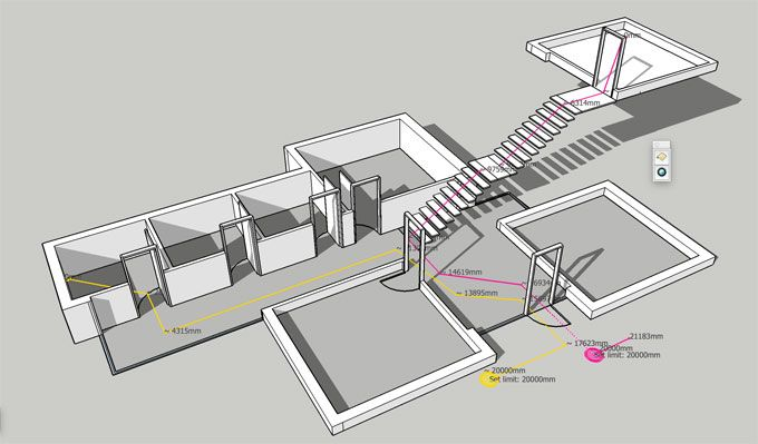 Natale Zappia is the developer of nz_RunningTape for sketchup. This newest sketchup plugin that supports SketchUp 2016, SketchUp 2017, SketchUp 2018 as well as Mac OS X and Windows platform.