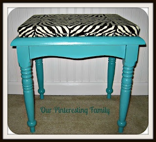 17 Best Images About Reupholstering Stuff On Pinterest Vinyls Vintage Stool And Foot Stools