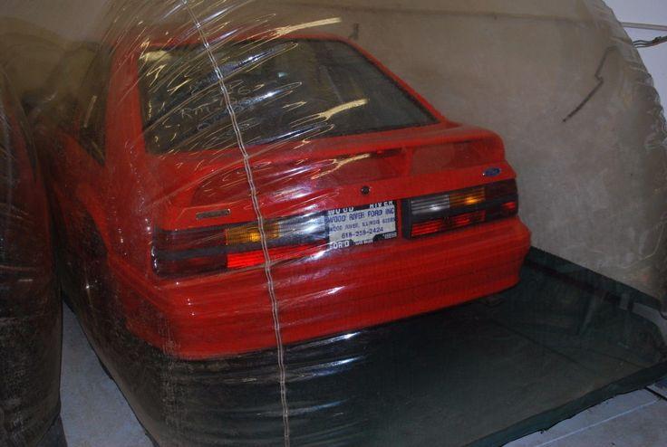 eBay: 1993 Ford Mustang 1993 Mustang Cobra R Model #fordmustang #ford