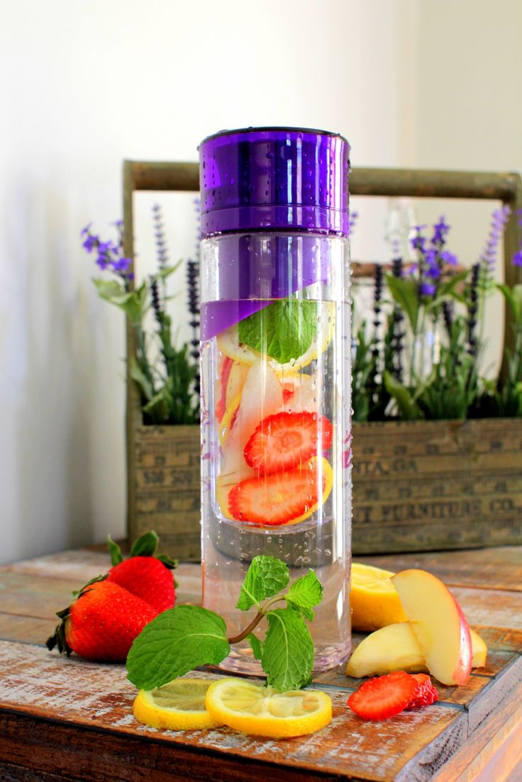 Detox water to help cravings. The other two waters looked like good ideas too. Gonna make this one first through :)