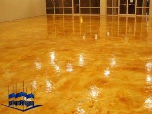Pisos Genialdecor Concreto Oxidado.