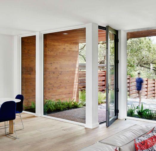 3 ruang tamu minimalis modern
