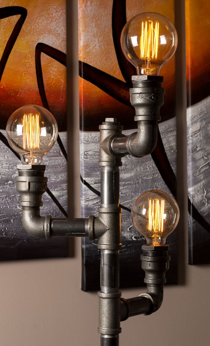 14 best LUXMA - Industrial Style Pipe Lamps images on Pinterest ...