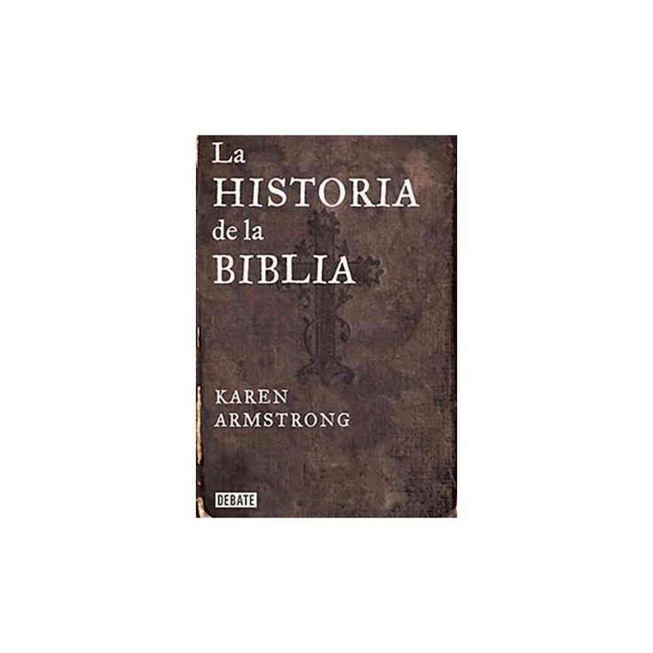 Historia de la Biblia/ The Bible (Paperback)