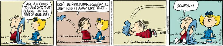 Peanuts by Charles Schulz via:gocomics