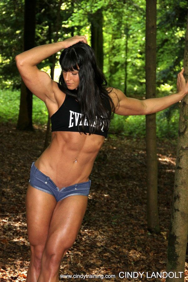 Cindy Landolt | Female Fitness | Pinterest