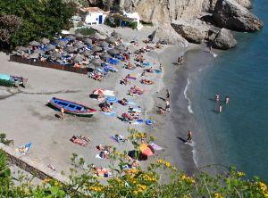 Nerja Beaches, Playa Calahonda