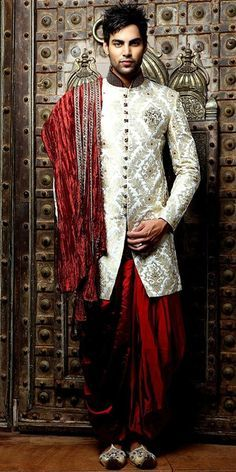 indian wedding outfits for men - Google Search