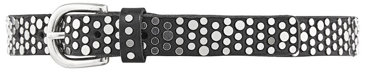 11218 narrow belt, 2 cm, black.