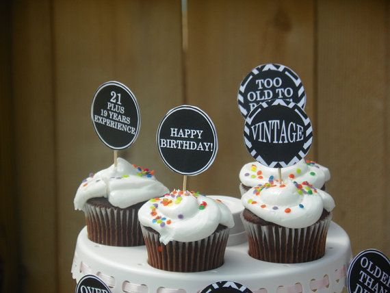 Printable Over The Hill Party Over The Hill Birthday