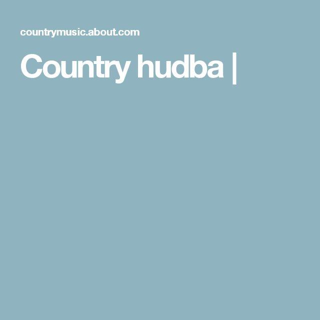Country hudba |
