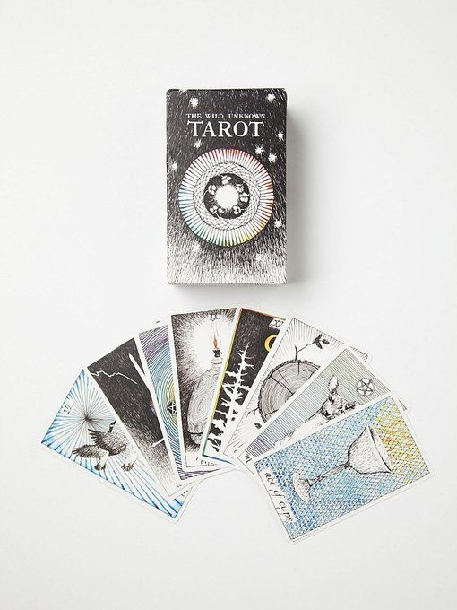 The Wild Unknown Tarot Cards by The Wild Unknow