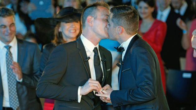 Nueva Jersey aprueba matrimonio gay