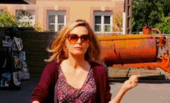 See Michelle Pfeiffer as the Brooklyn Mafia wife in The Family! #film #gif