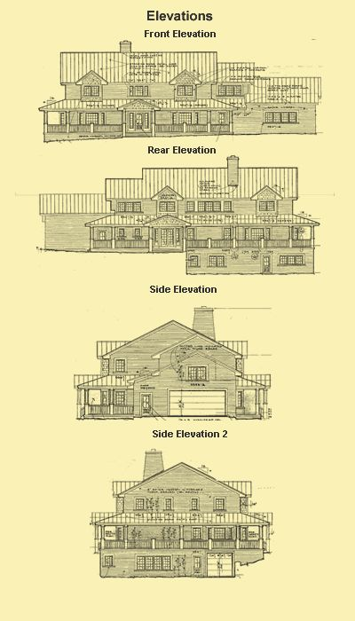farmhouse floor plans in law apartment plans farm house
