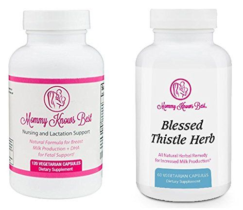 Lactation Supplement for Increased Breast Milk Supply with Fenugreek Extract, Blessed Thistle, Fennel Seed, and DHA - Veggie Capsules (FREE Blessed Thistle Caps + Lactation Pills) #Lactation #Supplement #Increased #Breast #Milk #Supply #with #Fenugreek #Extract, #Blessed #Thistle, #Fennel #Seed, #Veggie #Capsules #(FREE #Thistle #Caps #Pills)