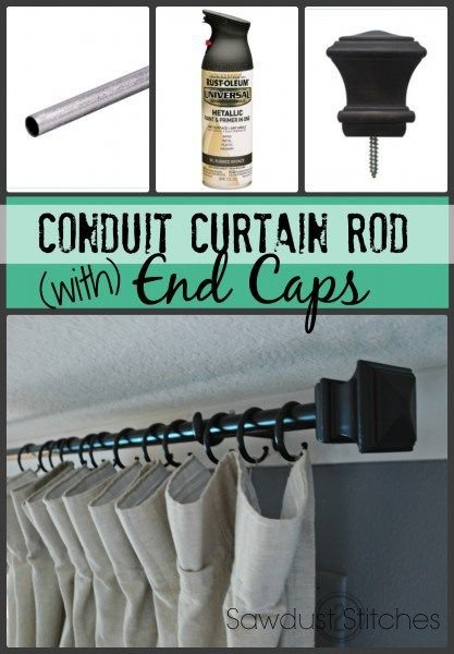 17 Best ideas about Curtain Rods on Pinterest | Bedroom window ...