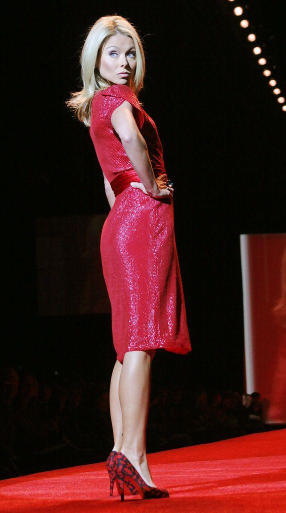 Kelly Ripa Photos Photos The 2007 Red Dress Collection