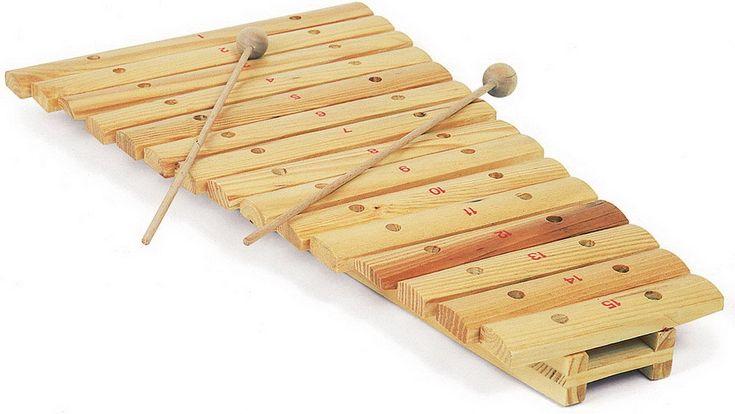 Der Spielzeugtester hat das Xylophon, 15 Noten, natur angeschaut und empfiehlt e… – Spielzeugtester